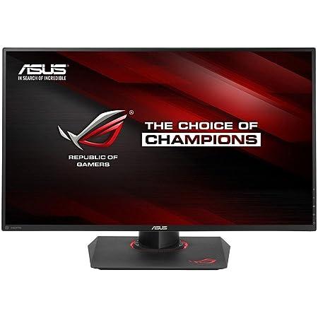 "ASUS ROG Swift PG279Q 27"" Gaming Monitor, 1440P WQHD (2560 x 1440), IPS, 165Hz (Supports 144Hz), G-SYNC, Eye Care, DisplayPort Adjustable Ergonomic"
