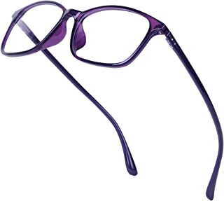d5fbbd0ffc JoXiGo Gafas con Filtro de luz Azul Ordenador Gaming Antireflejos  Anti-Fatiga - Gafas Hombre