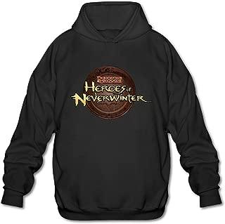 Neverwinter Store765 Man's Hoodies Sweatshirt Pre-Cotton Neverwinter T Shirt Great Colors
