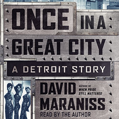 Once in a Great City audiobook cover art