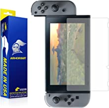ArmorSuit Nintendo Switch Anti-Glare Screen Protector Max Coverage MilitaryShield Screen Protector for Nintendo Switch - Matte