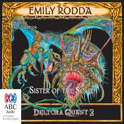 Sister of the South cover art