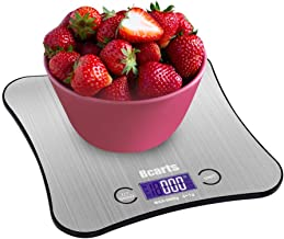 Coffee scale - Kitchen scale to measure all food - Weight unloading feature - Can be hung in the kitchen - Supports up to ...