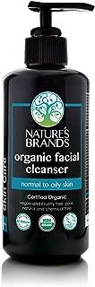 Herbal Choice Mari Organic Facial Cleanser, Normal to Oily; 6.8floz