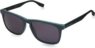 04e31bb5ff54 Boss Orange by Hugo Boss Wayfarer Sunglasses for Unisex - Purple Lens