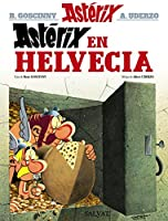 Asterix in Spanish: Asterix en Helvecia