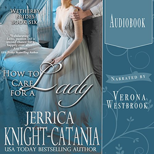 How to Care for a Lady audiobook cover art