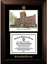 OCM Kentucky State University Legacy Campus Image Diploma Frame