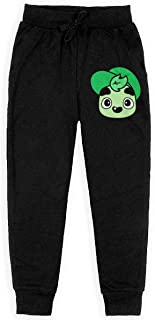 Keep Calm and Love Guava Juice Girls Autumn Winter Long Trousers Sports Baggy Sweatpants