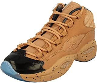 Reebok Question Mid Melody Ehsani Me Womens Hi Top Basketball Trainers Sneakers