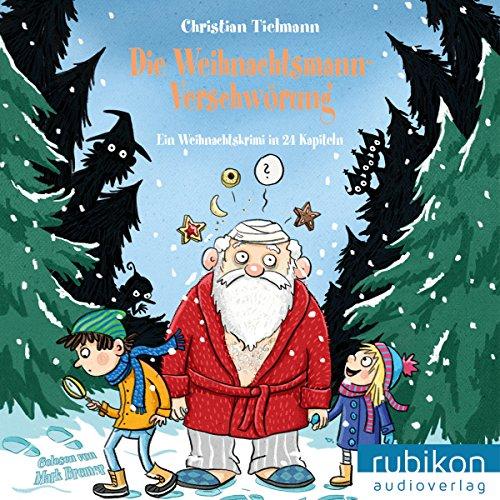 Die Weihnachtsmann-Verschwörung cover art