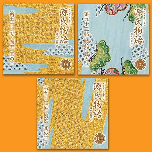 『源氏物語 瀬戸内寂聴 訳 3本セット(三十六)』のカバーアート