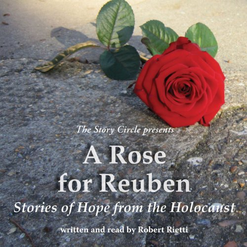 A Rose for Reuben audiobook cover art