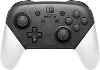 Anti-Slip Grip Shell for Switch Pro Controller, DIY Delicate and Textured Grip Handles Cover Shell for Nintendo Switch Pro...