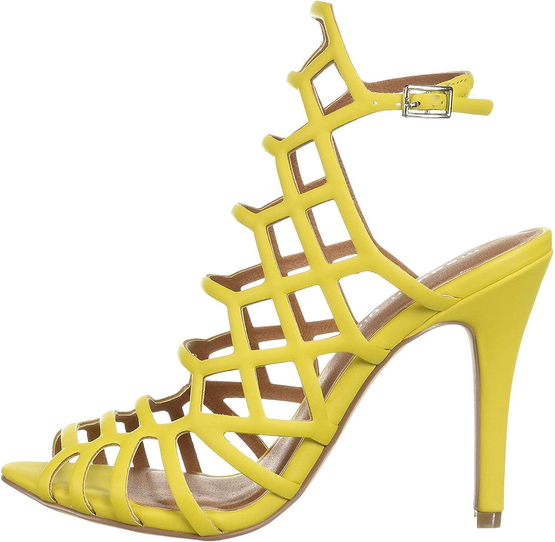 Madden girl Womens Directt Dress Sandal