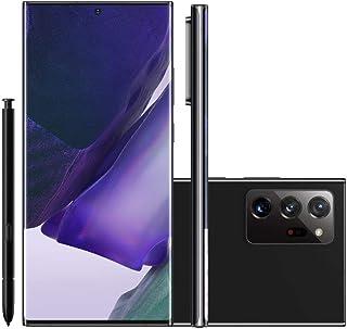 "Smartphone Samsung Galaxy Note 20 Ultra 256GB - Tela 6.9"" Octa-Core 5G Câmera Tripla 108MP - Preto"