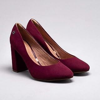 50337bacd Moda - Vermelho - Sapatos Sociais / Calçados na Amazon.com.br