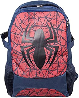 Official Marvel Ultimate Spider-Man Logo Backpack School Laptop Bag