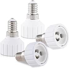 Keramik Sockel MR16 Bauform GU 10 Fassungen Halogen und LED Leuchtmittel kwmobile 11x GU10 Fassung mit 12V Kabel 0,75mm/² Kabeldurchmesser