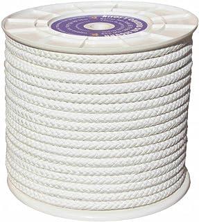 Cuerda de polipropileno multiusos cuerda carga de rotura: 850 kg Blu Navy//blanco cuerda de amarre PP Cuerda 20 m x 8 mm
