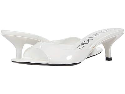 Calvin Klein Mega (White) Women