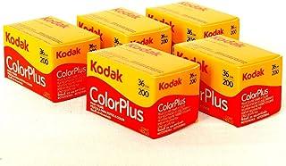 KODAK colorplus Paquete de 5 200asa 36exp Cine