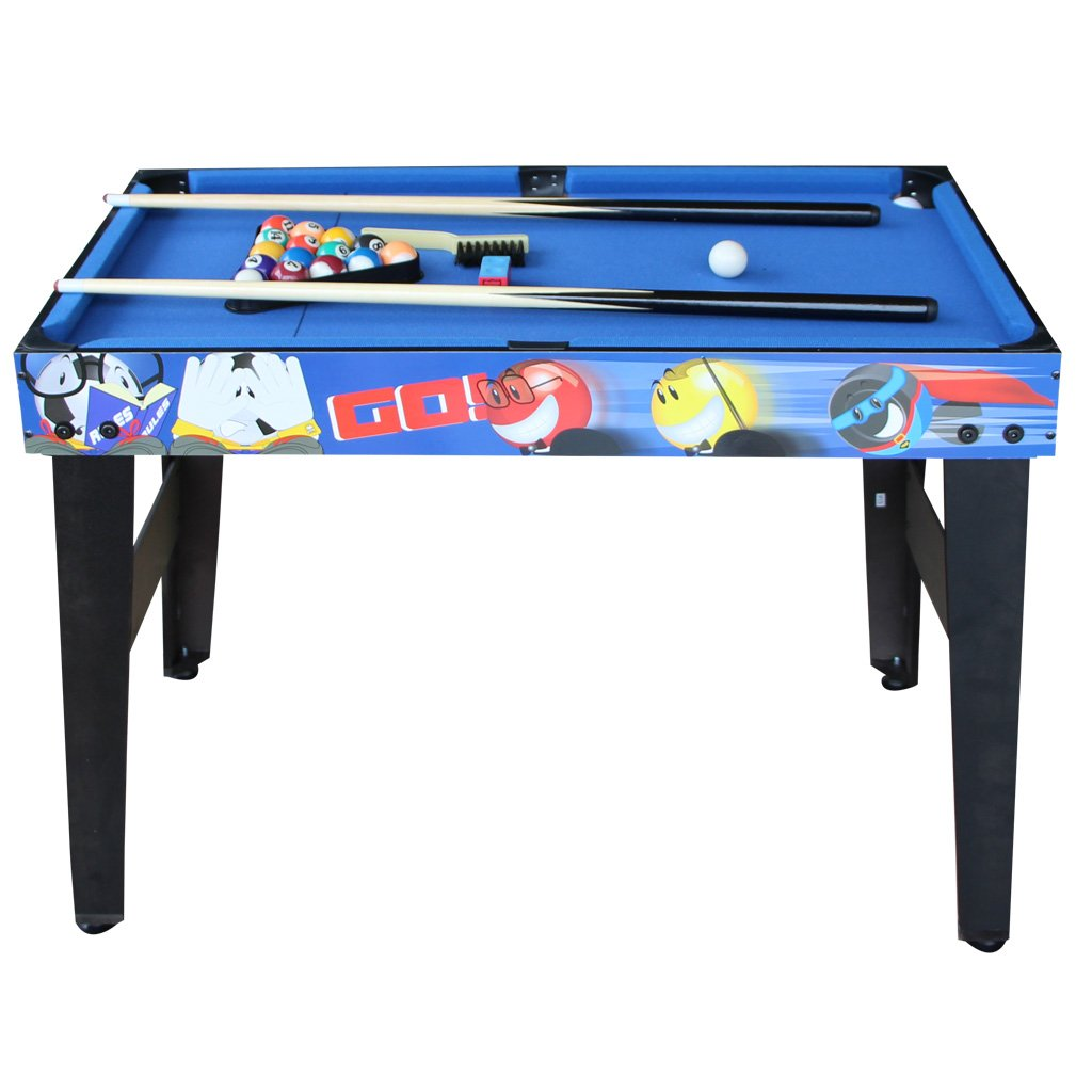 IFOYO - Mesa de juego 4 en 1, mesa de hockey, futbolín, billar y ping pong, Small 31.5in: Amazon.es: Juguetes y juegos