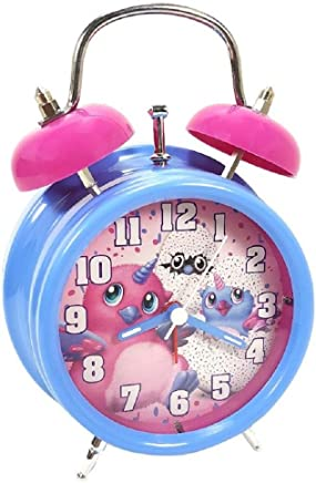Hatchimals Light Up Twin Bell Alarm Clock