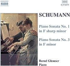 Piano Sonatas Nos. 1 3