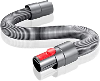 Charlux Flexible Extension Hose for Dyson V8 V10 V7 V11 Cordless Stick Vacuum Cleaner Attachment Accessories Replacement (20.5 to 63 Inches)