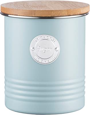 Typhoon 1400.972 Sugar Canister, Blue 29112