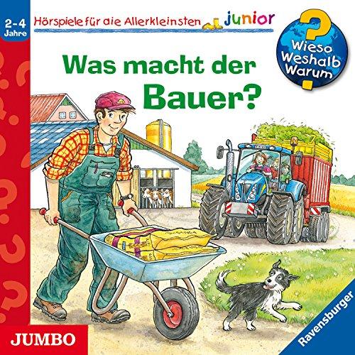 Was macht der Bauer? Titelbild
