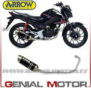 Suchergebnis Auf Für Honda Cb 125 F Auspuff Abgasanlage Motorräder Ersatzteile Zubehör Auto Motorrad