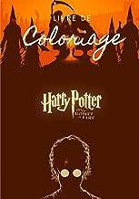Livre de coloriage Harry Potter and the Goblet of Fire: Harry Potter et la coupe de feu (Les Livres Harry Potter de colori...