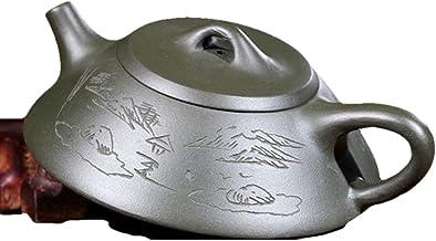 Yixing fioletowy gliniany czajniczek ręcznie robiony zestaw do herbaty z surowej rudy Dingshu miasto fioletowy piasek czaj...