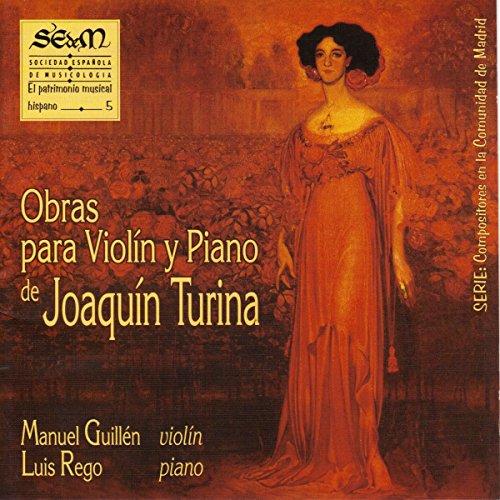 """Euterpe, Op. 93: """"En Plena Fiesta"""" para Violín y Piano"""