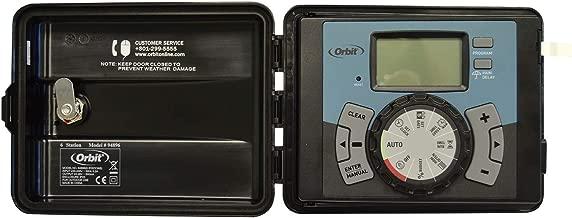 Orbit 94892 Easy-Set Logic - Programador de 12 estaciones de riego