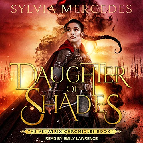 Daughter of Shades audiobook cover art