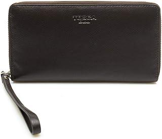 PORTAFOGLIO DONNA basic wallet portafoglio ziparound DarkBrown TF2042P42.C60