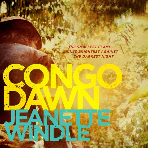 Congo Dawn audiobook cover art
