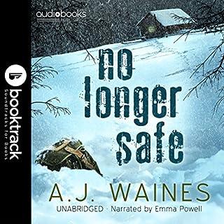 No Longer Safe (Booktrack Edition) audiobook cover art