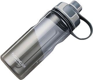 (ジュンィ) 大容量ウォーターボトル クリアボトル スポーツボトル 軽量 プラスチック製