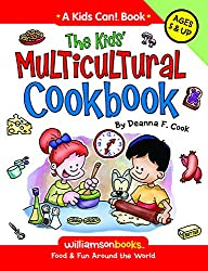 Kids Multicultural Cookbook (AFFILIATE)