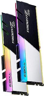 G.Skill F4-3600C18D-32GTZN Trident Z Neo- Memoria RAM de 32 GB (DIMM, DDR4-3600)