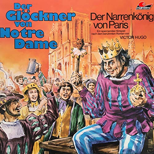 Der Narrenkönig von Paris Titelbild