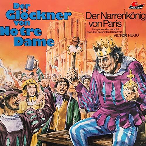 Der Narrenkönig von Paris audiobook cover art