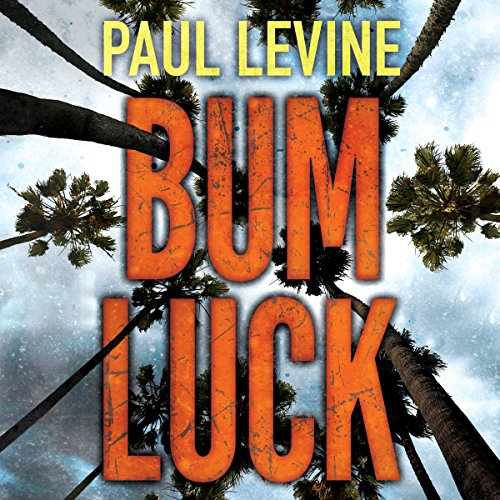 Bum Luck audiobook cover art