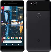 Google Pixel 2 64 GB, Black Factory Unlocked (Renewed)