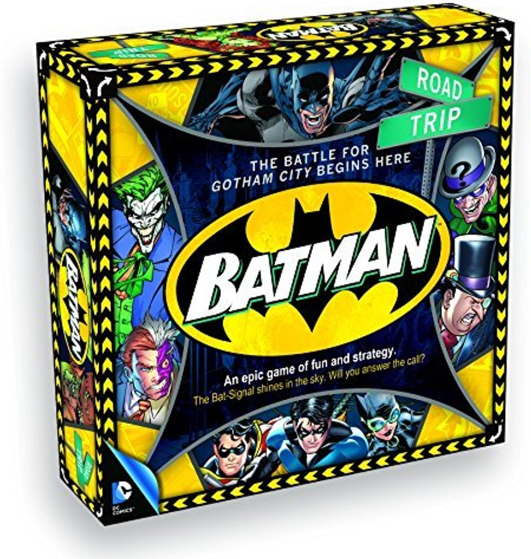 punto de venta Batman Road Trip Board Board Board Juego by Aquarius  artículos novedosos