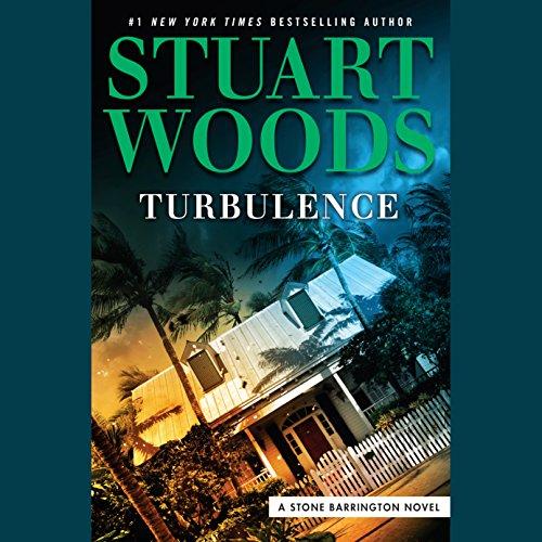 Turbulence audiobook cover art